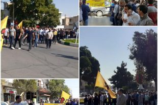 خیابان تنها گزینه ی فراروی کارگران هپکو برای پاسخگو نمودن مسئولان