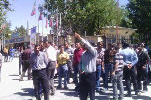 ترسیم نقشه کانونهای بحران کارگری در ایران