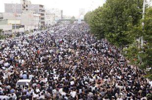 اهمیت آزادی تجمعات مسالمتآمیز در تحقق حقوق مدنی - سیاسی