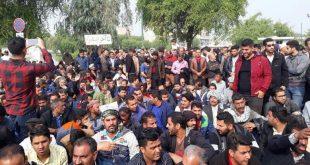 فعالان کارگری بازگشت مدیریت هفتتپه از بخش خصوصی به بخش دولتی را جشن گرفتند.