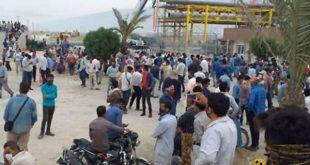 تحلیل و بررسی ویژگیهای اعتراض کارگران پروژهای نفت یک هفته پس از شروع اعتصابهای سراسری؛