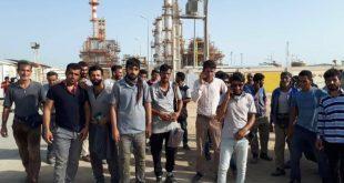 مروری بر روند سازماندهی اعتراضات کارگران پروژهای نفت